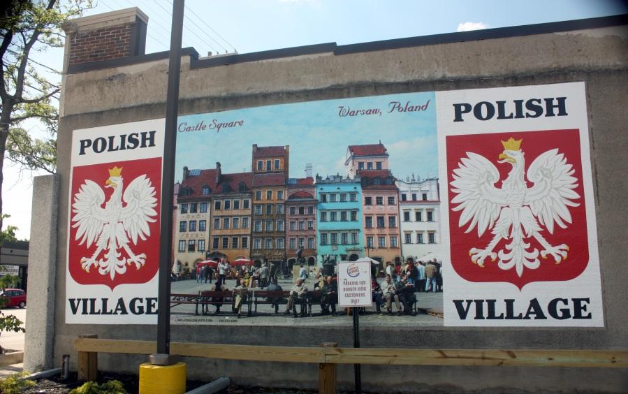 polish diner village