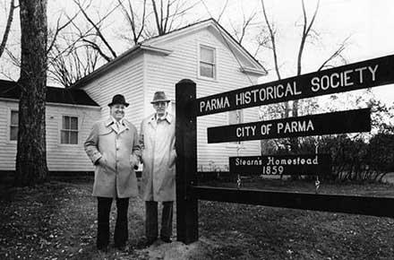 parma historical society